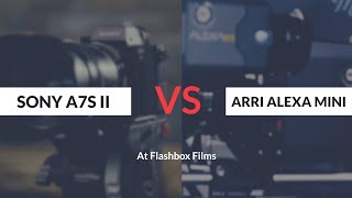 Sony a7S II vs ARRI Alexa Mini