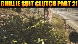 THIS IS WHY YOU SHOULD USE A GHILLIE SUIT PART 2! | Ghost Recon Wildlands PVP
