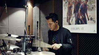 The Chainsmokers & Coldplay - Something Just Like This (Drum Cover)
