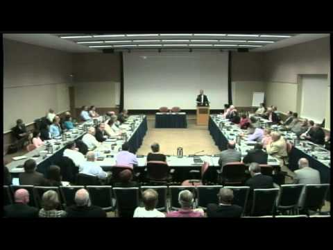 Penn State Board of Trustees Special Meeting (Aug 26. 2012)