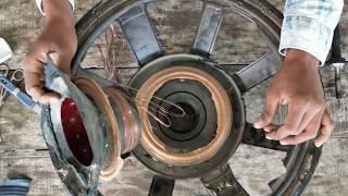 speaker repair in hindi (step by step guide)18 inch bass DJ speaker repair | Bass Speaker Repair