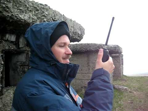 SOTA activation on UT/CA-075 Polonina Runa, Ukraine
