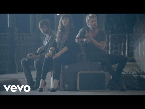 Lady Antebellum - Just A Kiss Music Videos