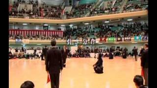 帝京大学剣道部 「全日本学生剣道優勝大会」