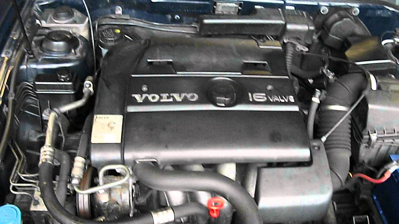Volvo s40 1 8 16v engine for sale youtube for Volvo motors for sale