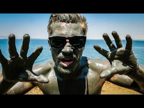 DEAD SEA MUD BATH!