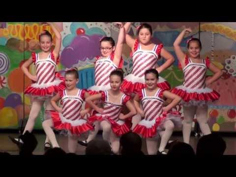 Winchester Academy 2nd grade ballet