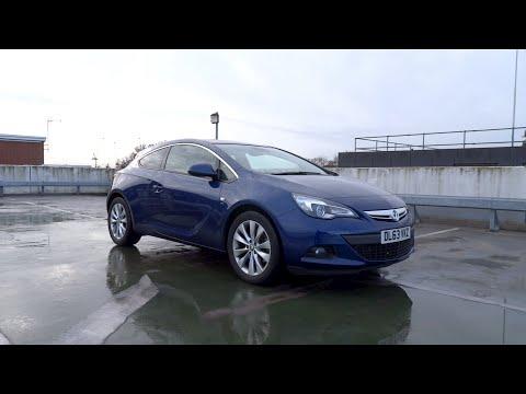 2014 Vauxhall Astra GTC 1.4i Turbo 120 S/S SRi Start-Up and Full Vehicle Tour