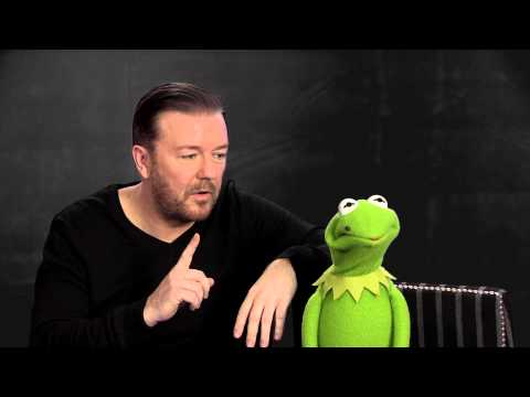 Ricky Gervais and Constantine - In Conversation - On stunts | OFFICIAL HD