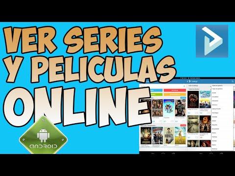 Mejor aplicacion para ver series y peliculas online en Android
