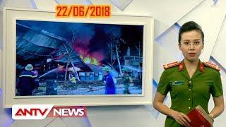 Tin nhanh 9h mới nhất ngày 22/06/2018 | Tin tức | Tin tức mới nhất | ANTV