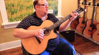 Demo Session with Richard Smith: The New Nylon 23CR-CE!