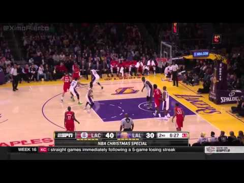 LA Clippers vs LA Lakers (Full Game Highlights) ☆(Christmas Day)☆