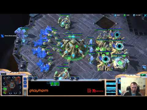 White-Ra [P] vs Alexcmoi [T] FP VOD - January 25 2012 - PvT