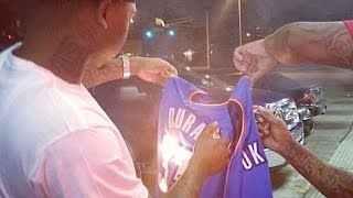 Oklahoma City Thunder Fans Lose Their Damn Minds After Kevin Durant's Departure