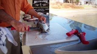 BUBBA BLADE TV - BIG CRAPPIE FISHING