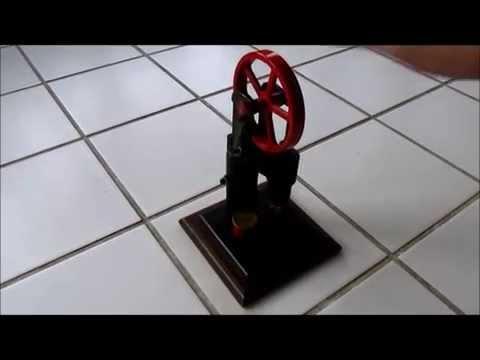 Solar Engines - Phoenix, Arizona - Vertical Stirling Engine