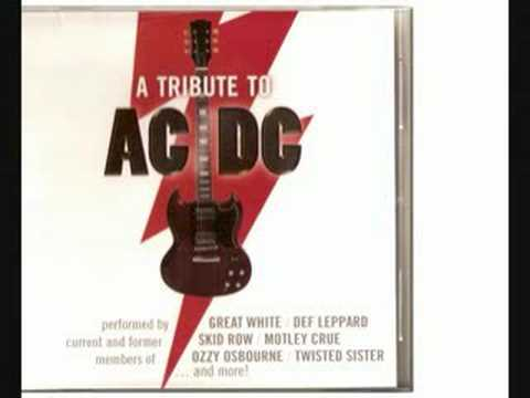 AC/DC - Walk all over you by Dee Snider&Scott Ian