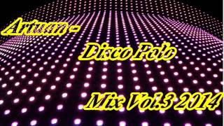 Artuan   Disco Polo Mix Vol 3 2014