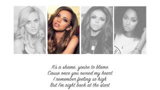Little Mix - Towers (Lyrics + Parts on Screen)