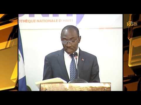 La Bibliothèque nationale d'Haïti a célébré son 75e anniversaire
