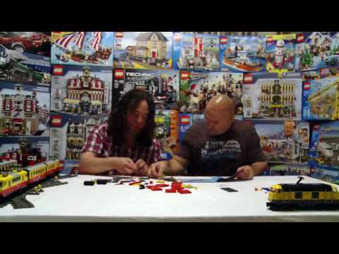 Lego World City Train