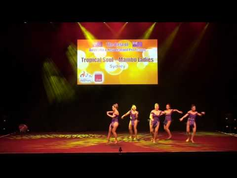 Sydney Latin Festival 2017 - TROPICAL SOULS MAMBO LADIES