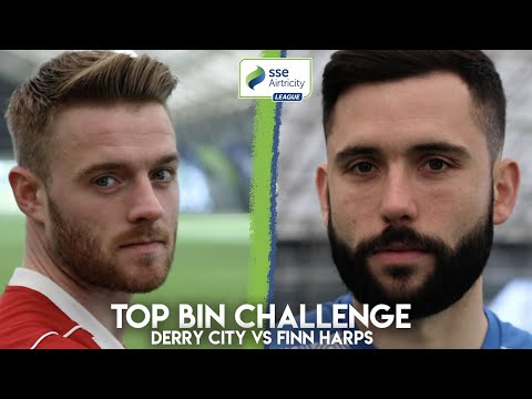 TOP BIN CHALLENGE | Conor Clifford vs Dave Webster