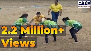 India vs Pakistan | Women's | 2nd Semi Final | 5th World Cup Kabaddi Punjab 2014