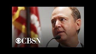"Schiff says deepfakes present ""nightmarish"" scenario for 2020"