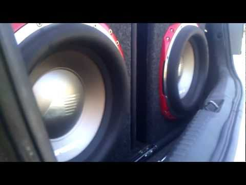 5000 watts super flex 2 orions 12.2 HCCA in accord Music Videos