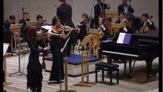 Kafkas Dance for two violins.flv