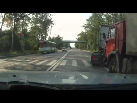 Подборка аварий на видеорегистратор 14