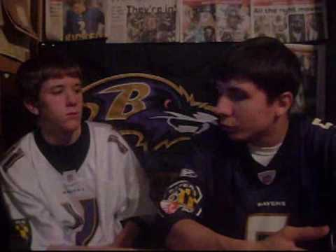 Baltimore Ravens Select Michael Oher, And Paul Kruger 2009 NFL Draft Rounds 1-2 Video