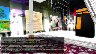 Islam at SL6B (Second Life 6th Birthday)