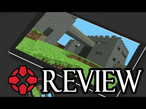 IGN Reviews - Minecraft iPhone Review