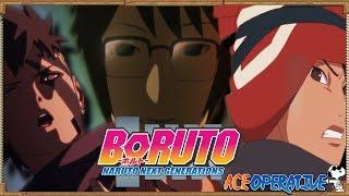 KAWAKI IS DENKI OR IWABE? Boruto:Naruto The Next Generations
