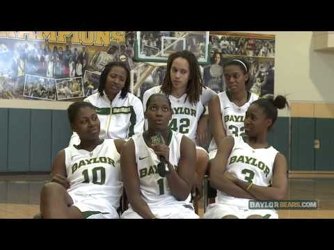 Baylor Basketball (W): Sit Down with the Seniors