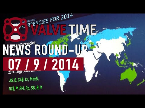 7th September 2014 + New Currencies Coming Soon! - ValveTime News Round-Up
