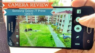 Samsung Galaxy J7 Prime 2017 Camera Review - Is it the Best in mid range?