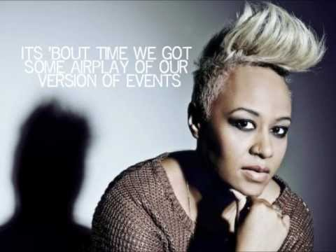 Emeli Sandé - Read All About It (pt III) [Lyrics On Screen] Music Videos