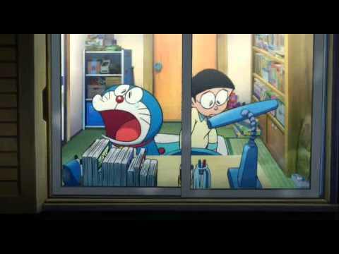Doraemon   The New Records of Nobita   Space Blazer 2009 clip4 thumbnail
