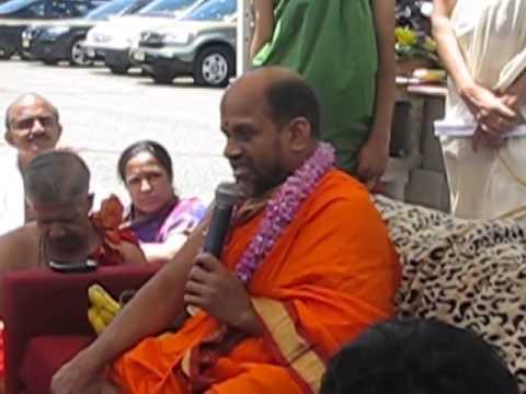 Shree Lakshmee Hrudaya Mantra Yaaga - at Shri Krishna Vrundavana...