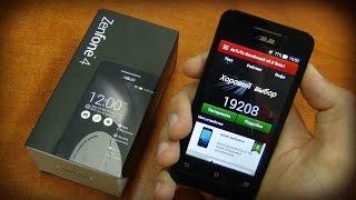 Смартфон ASUS Zenfone 4. Лучший Бюджетник на Android?! / Арстайл /