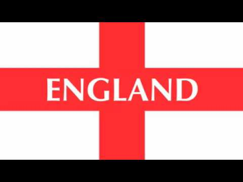 England Football Song - Vindaloo video