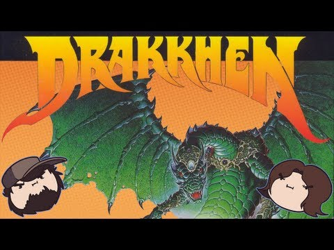 Drakkhen - Game Grumps
