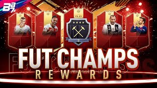 ELITE FUT CHAMPIONS REWARDS! RED IF PLAYER PICK PACKS! | FIFA 19 ULTIMATE TEAM