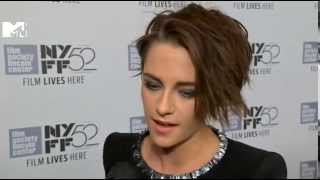 Kristen Stewart interview with Mtv UK October 8th 2014