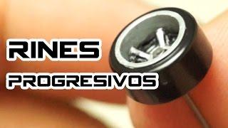 Como hacer Rines progresivos - Custom Hot Wheels [ENG SUB]