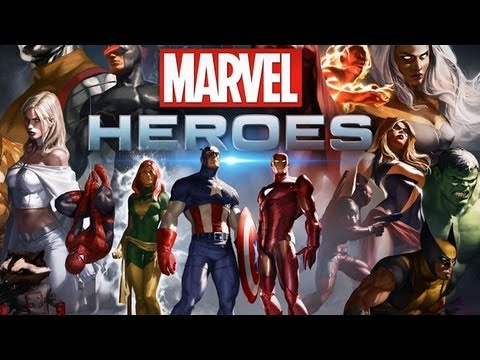 CGR Trailers - MARVEL HEROES Game Features Trailer